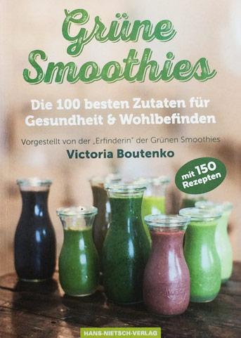 Smoothies Detox grüne Boutenko gesund