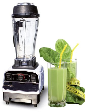 Profimixer günstig Schwingerprinz Alternative Vitamix